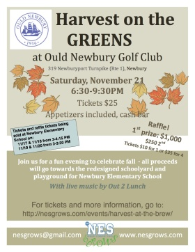 Oulde Newbury poster
